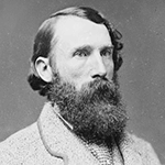 Picture of A. P. Hill,  Confederate General