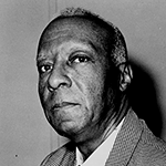 Picture of A. Philip Randolph,  20th century civil rights leader
