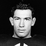 Picture of Ace Parker,  NFL Hall of Fame QB