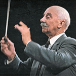 Picture of Adrian Boult,  Conductor, BBC Symphony Orchestra, 1930-50