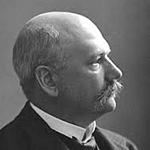Picture of Albrecht Kossel,  Chemistry of tissues and cells