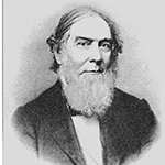 Picture of Alexander Dallas Bache,  First President, National Academy of Sciences