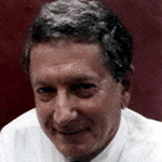 Picture of Alfred G. Gilman,  G-protein cell signal transmission