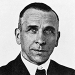 Picture of Alfred Wegener,  Continental drift