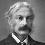 Picture of Andrew Lang,  Scottish man of letters, historian, author