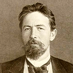Picture of Anton Chekhov,  Playwright and short story writer