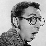 Picture of Arnold Stang,  Bespectacled character actor