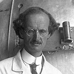 Picture of Auguste Piccard,  First man in the stratosphere