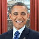 Picture of Barack Obama, Politician who served as the 44th President of the United States