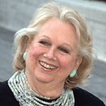 Picture of Barbara Cook,  Broadway, TV and cabaret singer and actress