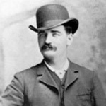 Picture of Bat Masterson,  Frontier peace officer