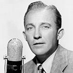 Picture of Bing Crosby,  White Christmas