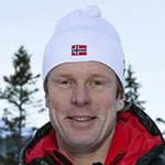 Picture of Bjorn Daehlie,  Cross country skier, 12 Olympic Medals