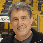 Picture of Cam Neely,  NHL Hall of Famer