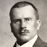 Picture of Carl Jung,  Inventor of the collective unconscious
