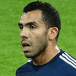 Picture of Carlos Tevez,  Manchester United