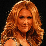 Picture of Celine Dion,  Canadian diva