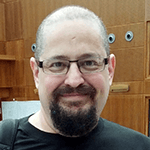 Picture of Charles Stross,  Accelerando