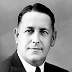 Picture of Charley E. Johns,  Governor of Florida, 1953-55