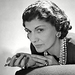 Picture of Coco Chanel,  Chanel No. 5