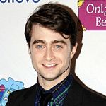 Picture of Daniel Radcliffe, actor Harry Potter