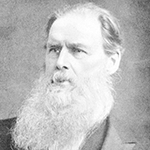 Picture of Edward Tylor,  Founder of cultural anthropology