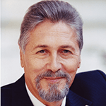 Picture of Emil Constantinescu,  President of Romania, 1996-2000