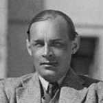 Picture of Erich Maria Remarque,  All Quiet on the Western Front