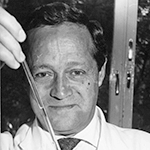 Picture of Feodor Lynen,  Cholesterol and fatty acid metabolism