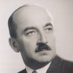 Picture of Ferenc Nagy,  Exiled Prime Minister of Hungary