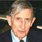 Picture of Freeman Dyson,  Theoretical physicist at Institute for Advanced Study