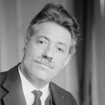 Picture of Fritz Kreisler,  Austrian violin virtuoso