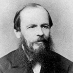 Picture of Fyodor Dostoevsky,  Crime and Punishment