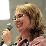 Picture of Gabrielle Giffords,  Congresswoman from Arizona, 2007-12