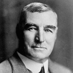 Picture of George William Forbes,  Prime Minister of New Zealand, 1930-35