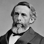 Picture of George S. Boutwell,  Senator, Governor, US Treasury Secretary