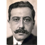 Picture of Georges Bernanos,  The Diary of a Country Priest