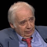 Picture of Harold Bloom,  Literary critic, Yale professor