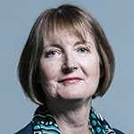 Picture of Harriet Harman,  Leader, House of Commons