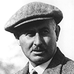 Picture of Harry Vardon,  Early golf superstar