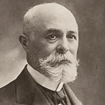 Picture of Henri Becquerel,  Discoverer of radioactivity