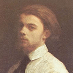 Picture of Henri Fantin Latour,  French painter and printmaker