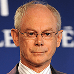 Picture of Herman Van Rompuy,  Prime Minister of Belgium