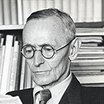 Picture of Hermann Hesse,  Siddhartha