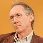 Picture of Ian McEwan,  Amsterdam