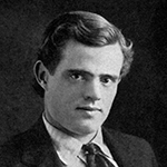 Picture of Jack London,  Call of the Wild