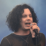 Picture of Jack White,  Frontman for The White Stripes
