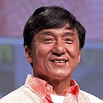 Picture of Jackie Chan, Martial arts star, did his own stunts