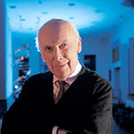 Picture of James Watson,  Co-Discoverer of DNA