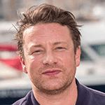 Picture of Jamie Oliver,  The Naked Chef